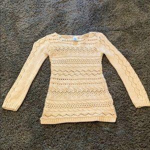 Max studio sweater